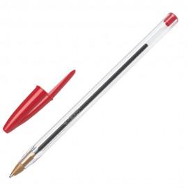 Penna a sfera Bic Cristal Rossa